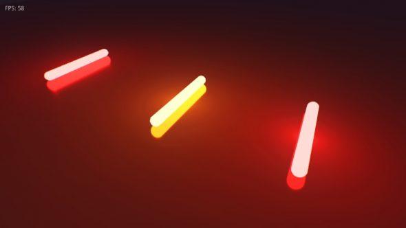 Tube area lights