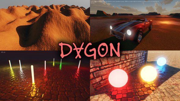 Dagon 0.10.0 и dlib 0.16.0